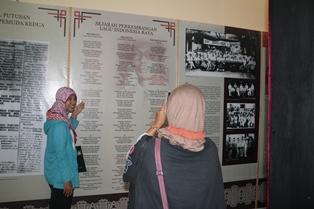 Gairah Warga Kota Banda Aceh Museum Sumpah Pemuda Minggu Diakhir