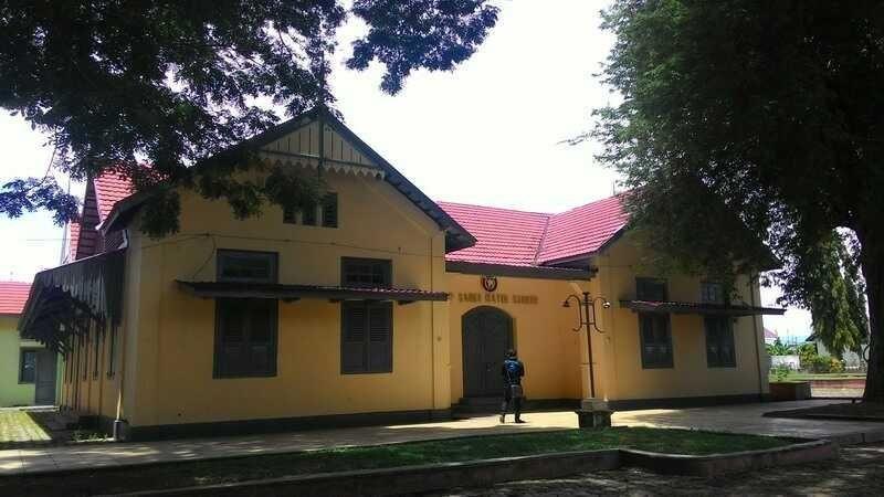 Gedung Juang Banda Aceh Steemkr Image Museum Negeri Kota