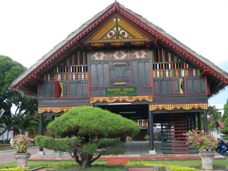 Kompleks Museum Aceh Banda Model Kota Madani Negeri