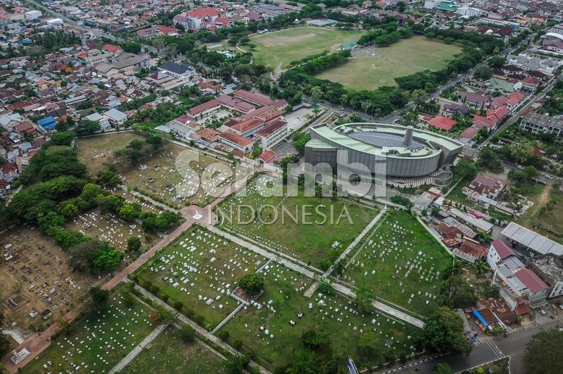 Menatapaceh Megahnya Museum Tsunami Aceh Negeri Kota Banda