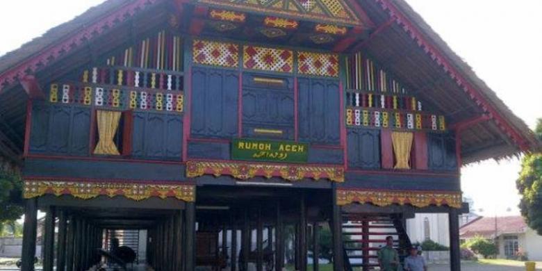 Museum Aceh Kalah Tenar Dibanding Tsunami Kompas Rumah Adat Terletak