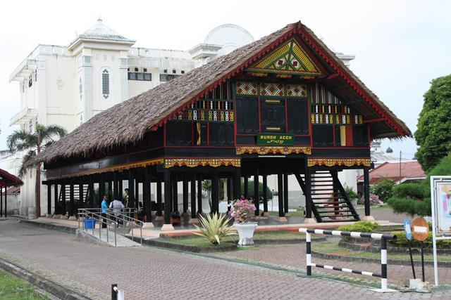 Museum Aceh Mengenal Peninggalan Bersejarah Net Source Sumatra Indonesia Tempat