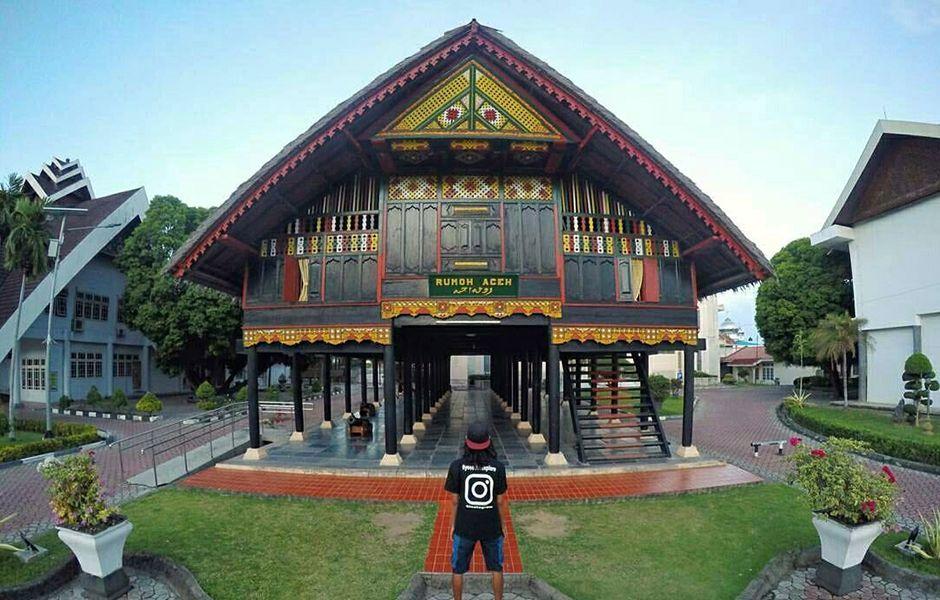 Museum Banda Aceh Steemit Negeri Berada Memiliki Koleksi Benda Antik