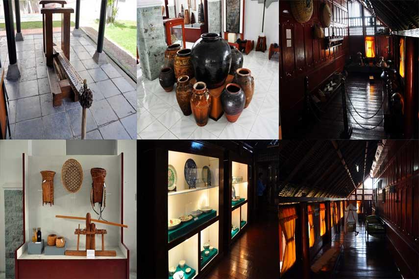 Museum Negeri Aceh Banda Kamera Budaya Berbagai Macam Koleksi Kota