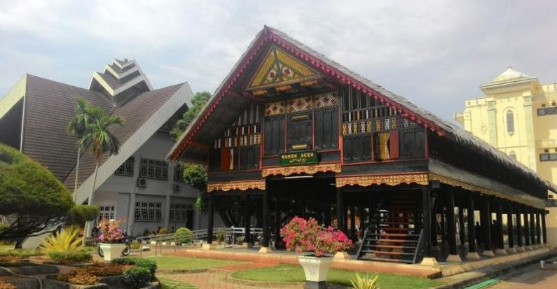 Museum Negeri Aceh Tournesia Tour Indonesia Kota Banda