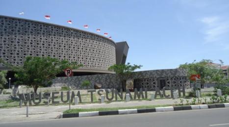 Museum Tsunami Aceh Direktori Online Indonesia Negeri Kota Banda