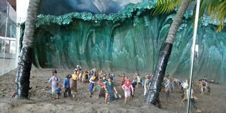 Museum Tsunami Aceh Review Tempat Wisata Kilas Balik Melalui Negeri