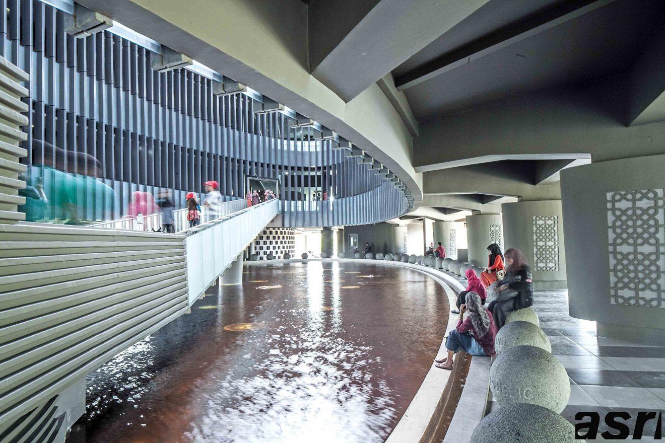 Museum Tsunami Daya Tarik Wisata Aceh Tourism Sumber Bahasa Menjadi