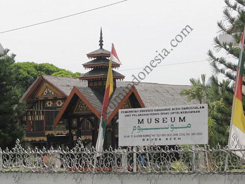 Museumindonesia Museum Aceh Negeri Kota Banda