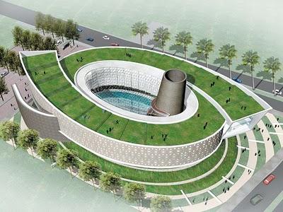 Musium Tsunami Aceh Banda Model Kota Madani Perencanaan Detail Museum