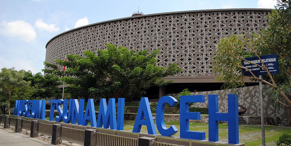 Wisata Budaya Banda Aceh Travel Ruang Media Museum Tsunami Negeri
