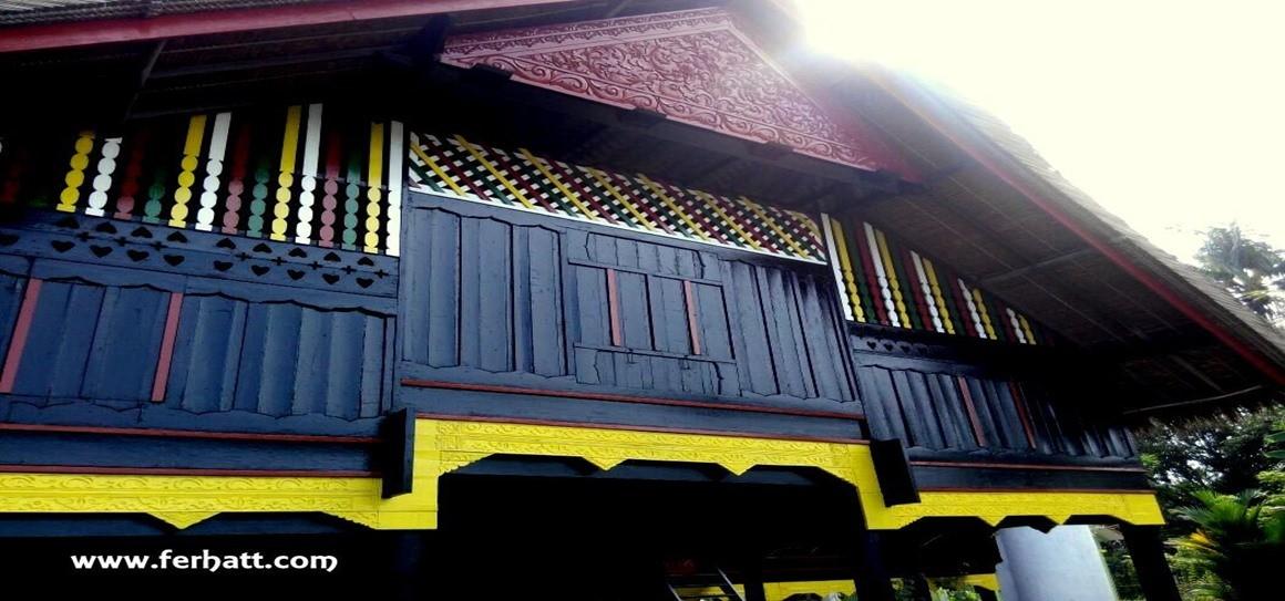 Aceh Menjenguk Cut Nyak Dien Lampisang Museum Rumah Dhien Kota