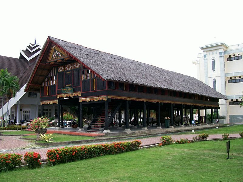 Banda Aceh Travel Tips Rumah Replica Traditional Acehnese House Museum