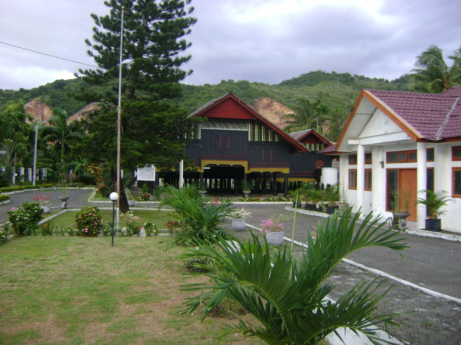 Bangga Jadi Anak Aceh Wisata Museum Cut Nyak Dien Terletak
