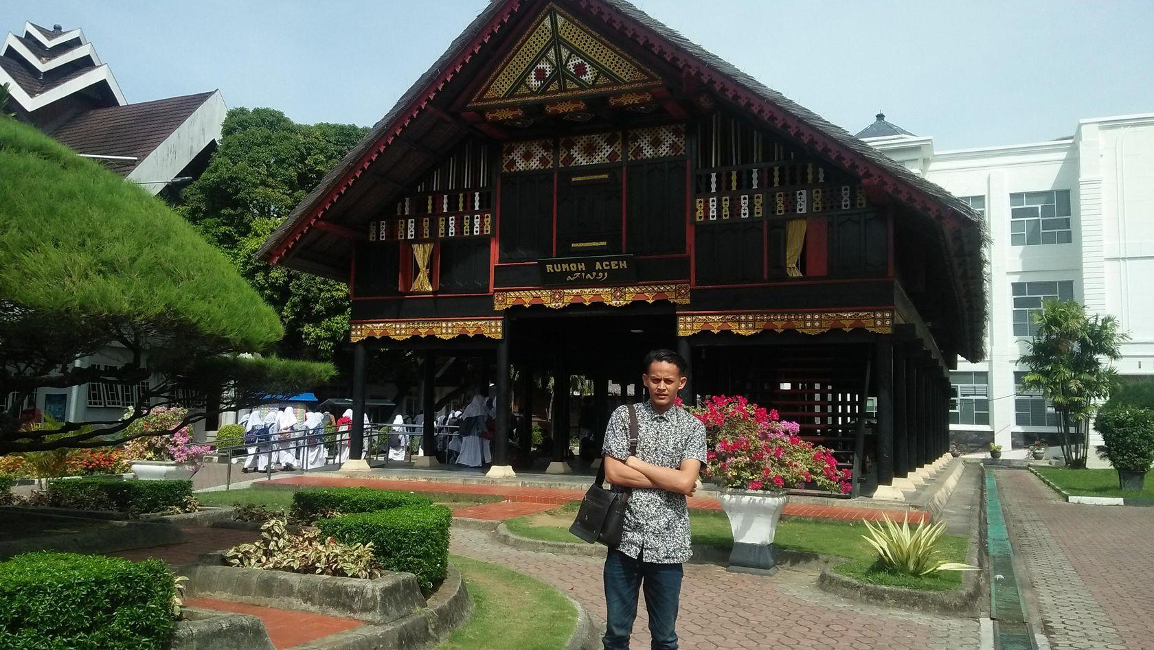 Busy Sebelum Dijadikan Museum Dulunya Rumah Tempat Tinggka Srikandi Aceh