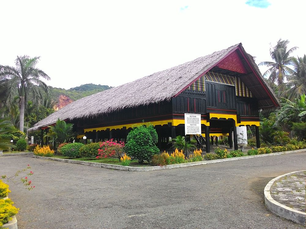 Cut Nyak Dhien Eanswers Rumah Lampisang Aceh Besar Museum Kota