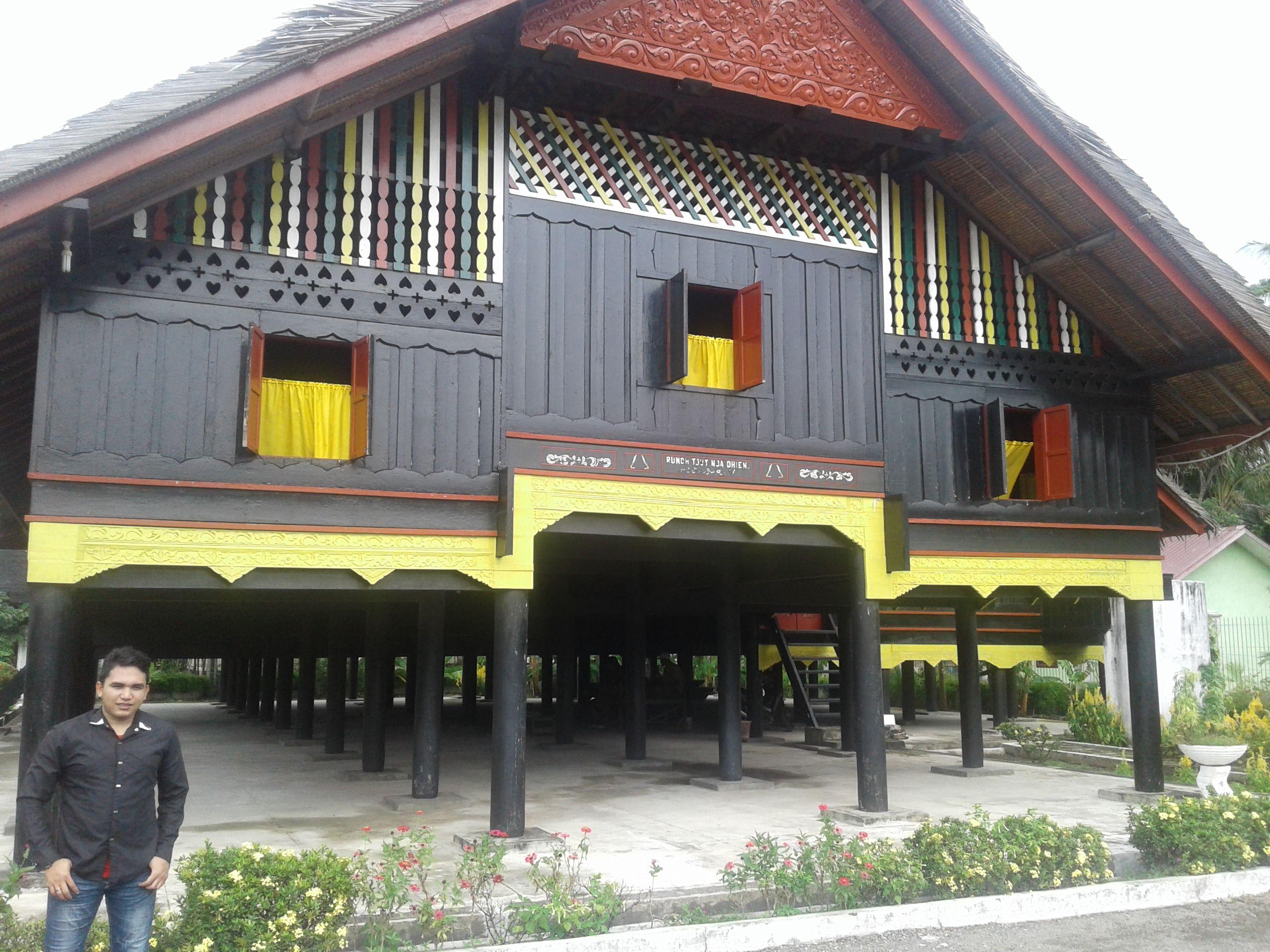 Home Aceh Hero Rumah Pahlawan Steemit Museum Cut Nyak Dhien