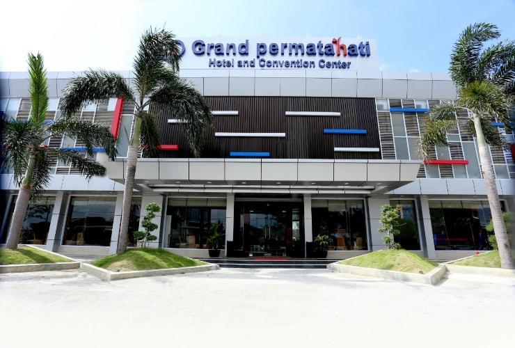 Hotel Grand Permata Hati Meuraksa Indonesia Exterior Building Museum Rumah