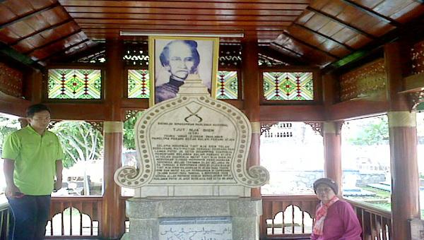 Kisah Mesin Jahit Goyang Kediaman Cut Nyak Dien Okezone News