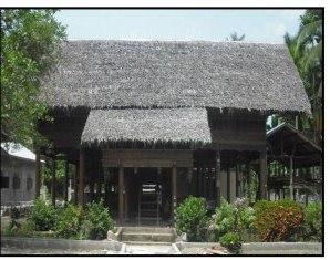 Kompleks Rumah Tgk Chik Awe Geutah Tinggalan Abad 13 Balai