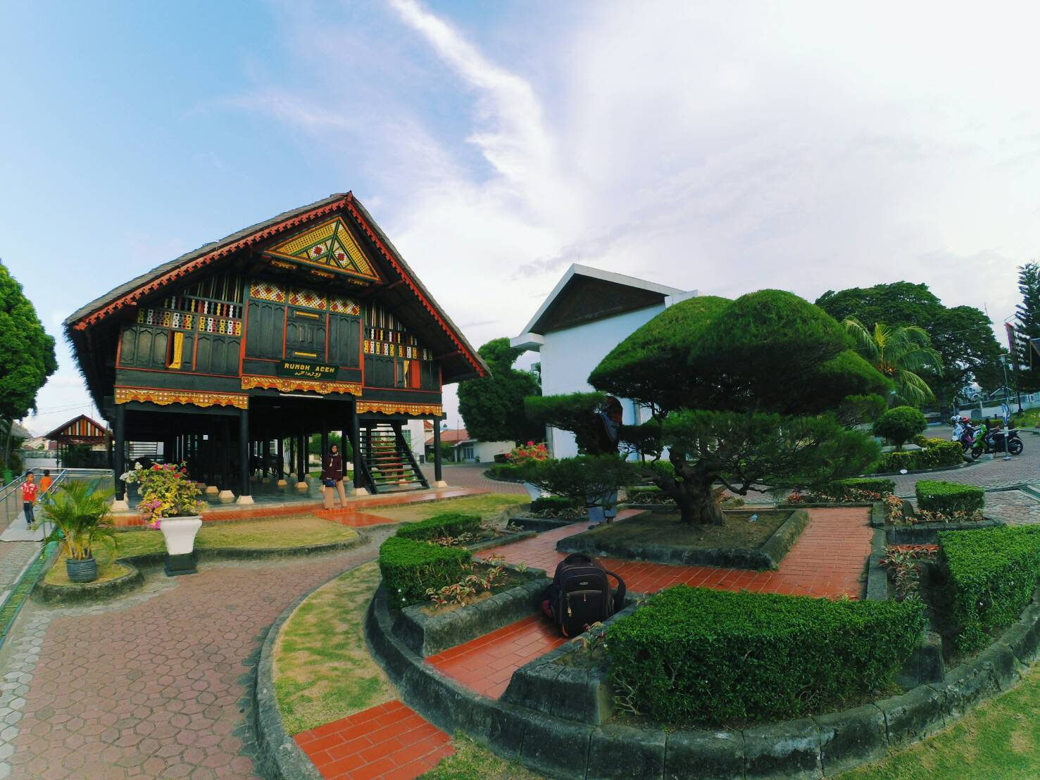 Kumpulan Cerita Unik Menarik Museum Rumah Aceh Kota Banda Berikut