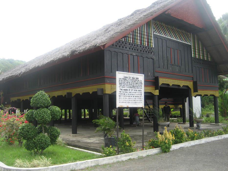 Mengenang Sejarah Cut Nyak Dien Lewat Museum Dhien Www Lihat
