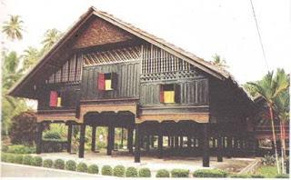 Museum Cut Nyak Dhien Provinsi Nangroe Aceh Darussalam Budaya Rumah