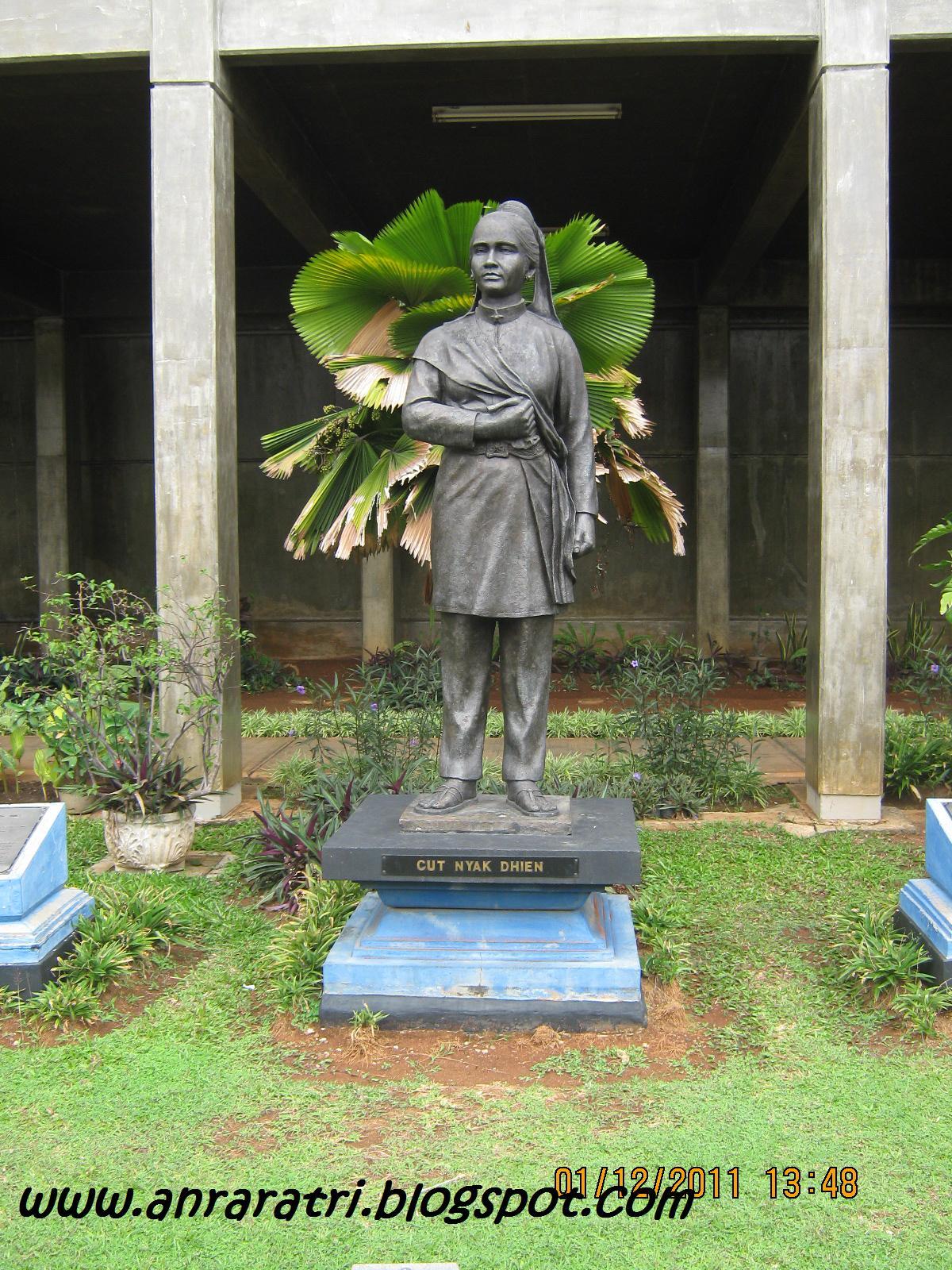 Museum Cut Nyak Dien Rumah Dhien Kota Banda Aceh