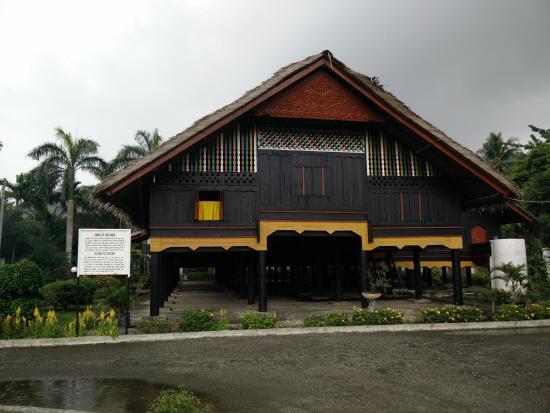 Museum Rumah Cut Nyak Dhien Banda Aceh Indonesia Review Kota