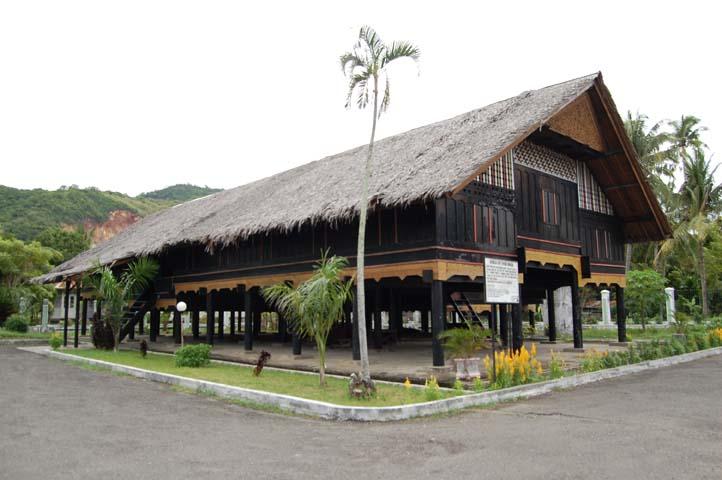 Museum Tsunami Aceh Indonesian Landmarks Rumah Tjut Nyak Dhien Cut