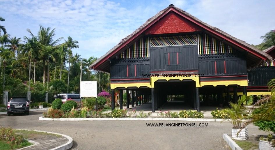 Objek Wisata Wilayah Banda Aceh Besar Museum Rumah Cut Nyak