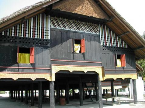Pahlawan Indonesia Rumah Peninggalan Cut Nyak Dhien Museum Kota Banda