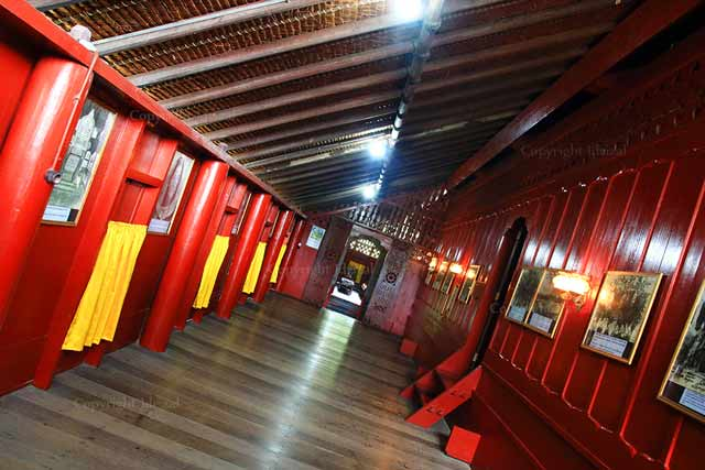 Rumah Cut Nyak Dhien Aceh Besar Sebagai Museum Kota Banda