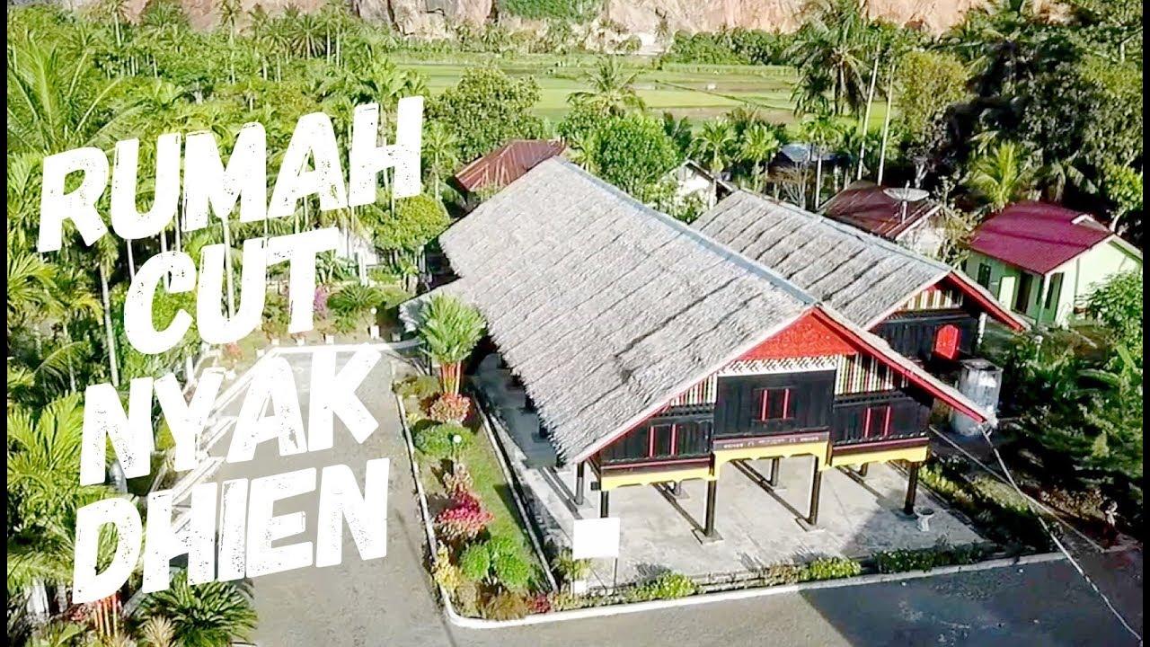 Rumah Cut Nyak Dhien Youtube Museum Kota Banda Aceh