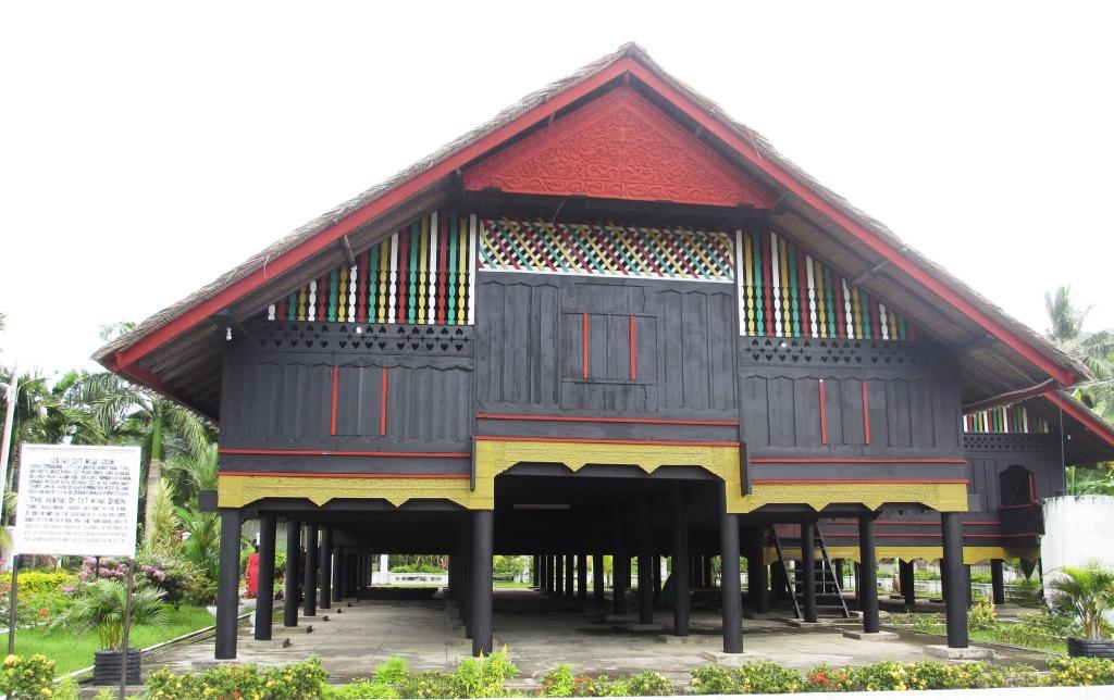 Rumah Tjut Nyak Dhien Bolehtanya Museum Cut Kota Banda Aceh