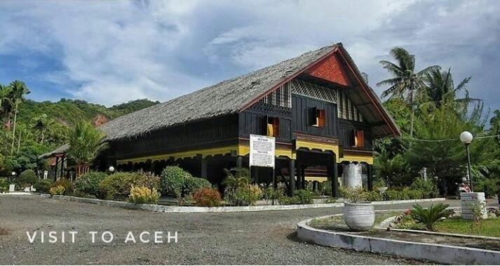 Salah Satu Peninggalan Rumah Pahlawan Indonesia Cut Nyak Dhien Kata