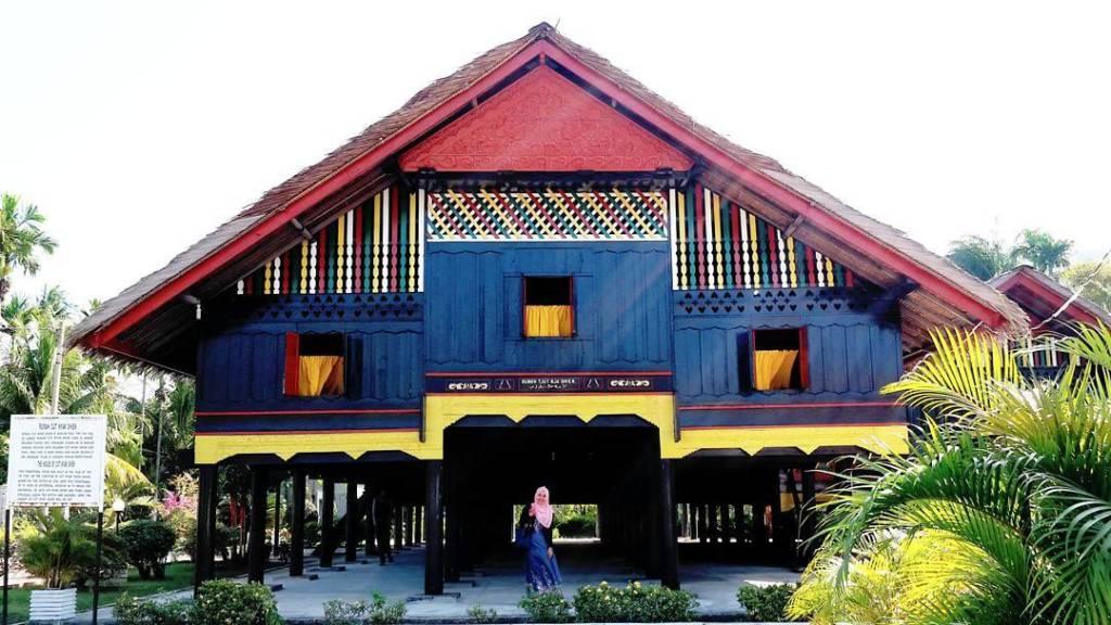 Tiga Wisata Museum Terpopuler Aceh Rumah Cut Nyak Dhien Foto