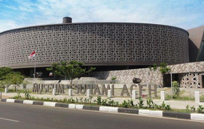 Aceh Tsunami Museum Research Site Musium Kota Banda