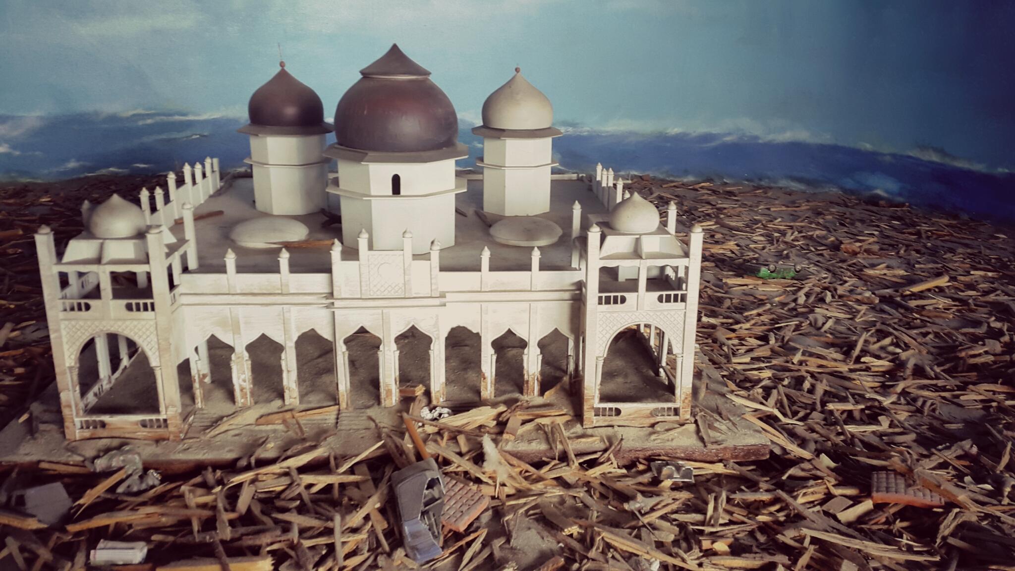 Aceh Tsunami Museum Tantular Source 1 Musium Kota Banda