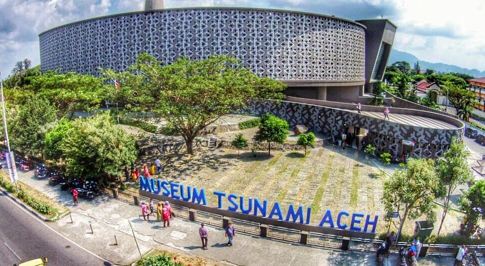 Fakta Dibalik Museum Tsunami Aceh Megah Peta Lokasi Harga Masuk