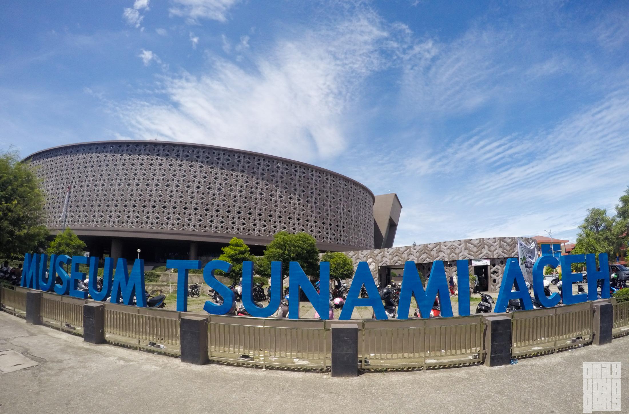 Filosofi Museum Tsunami Aceh Steemit Mutsu Dailyvoyagers Jpg Foto Petualangan
