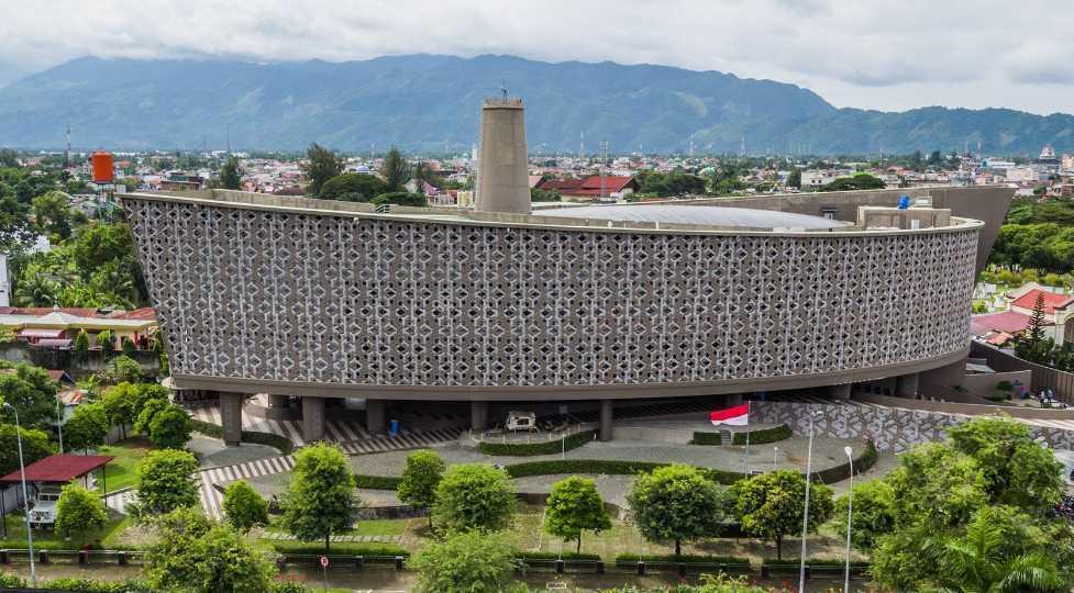Informasi Lengkap Wisata Museum Tsunami Aceh Musium Kota Banda