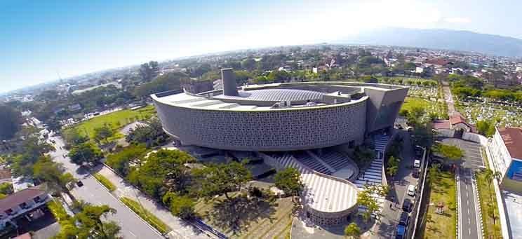 Jangan Banda Aceh Tidak Singgah Museum Tsunami Net Source Kanalaceh