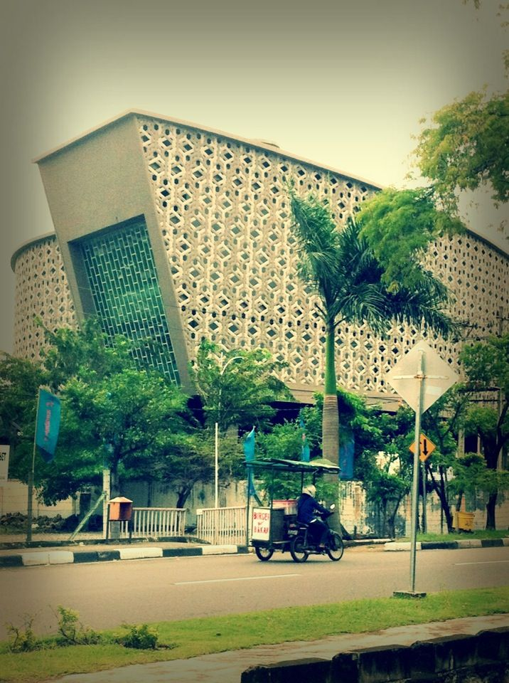 Museum Tsunami Aceh Banda Musium Kota