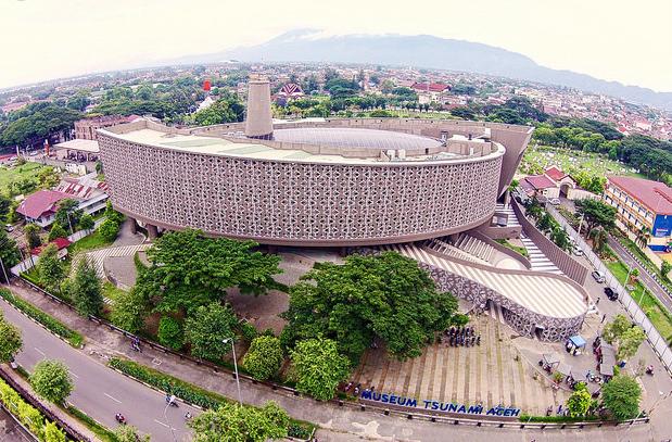 Museum Tsunami Aceh Mengenang Meresapi Bencana Sarat Hikmah Sekilas Berlokasi