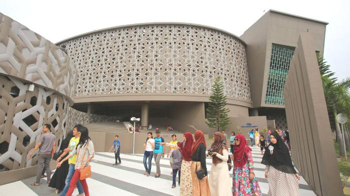 Museum Tsunami Aceh Peringati Enam Jepang Acehsatu Ilustrasi Doc Tribunnews
