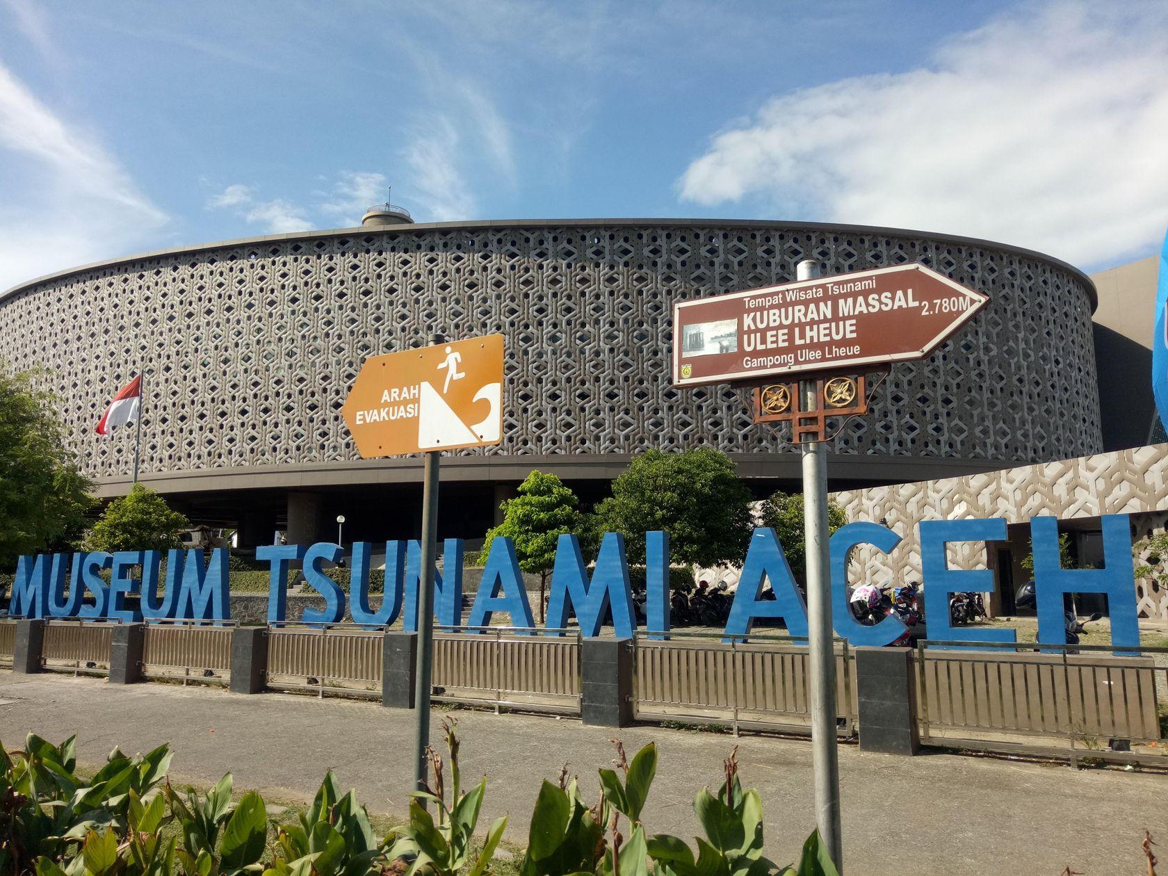 Museum Tsunami Aceh Steemit 26 Desember 2004 Mengalami Musibah Dahsyat