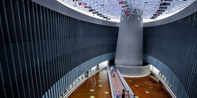 Museum Tsunami Aceh Tempat Belajar Mengingat Kompas Musium Kota Banda
