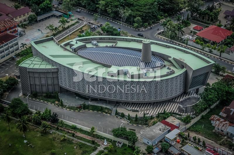 Museum Tsunami Dikunjungi 2 4 Juta Wisatawan Steemit Banda Aceh