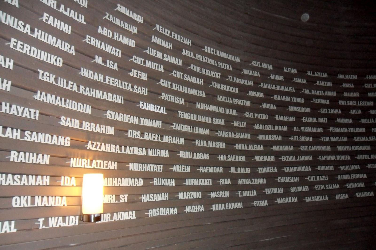 Museum Tsunami Visit Aceh 2014 01 Sumur Doa Musium Kota